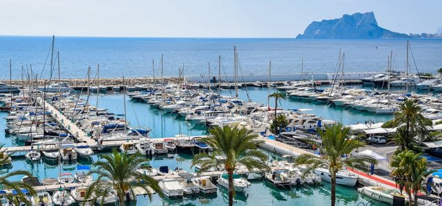 Things to see in Moraira Teulada